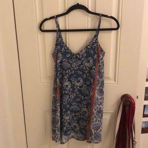 Floral summer dress